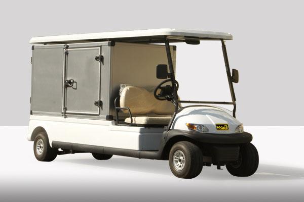 2座电动送餐车(A1H2-MC)