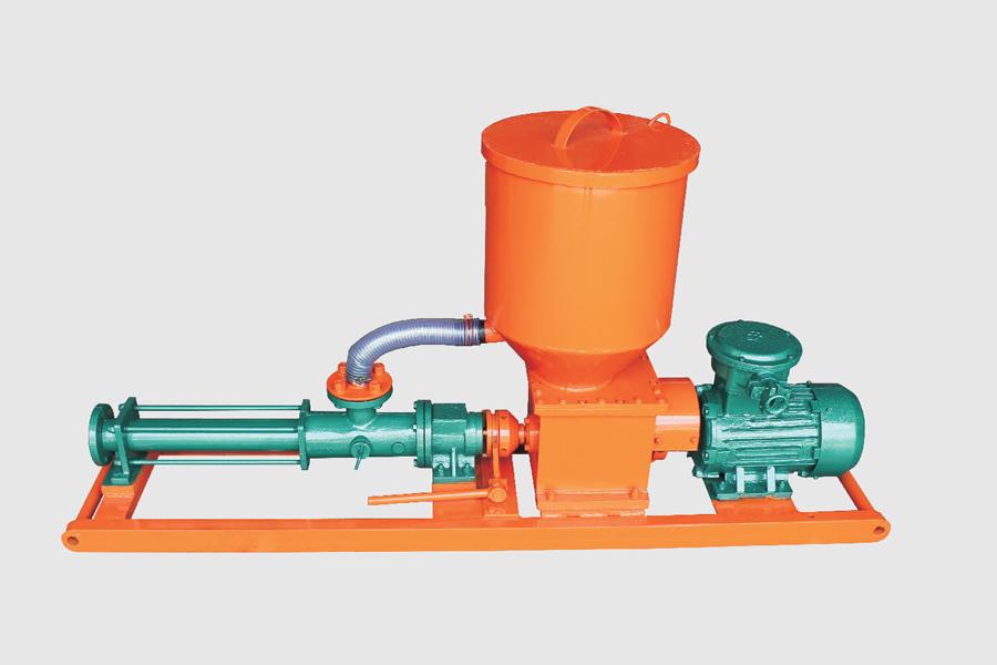 MKZ-125(I)型脈沖式煤層注水系統