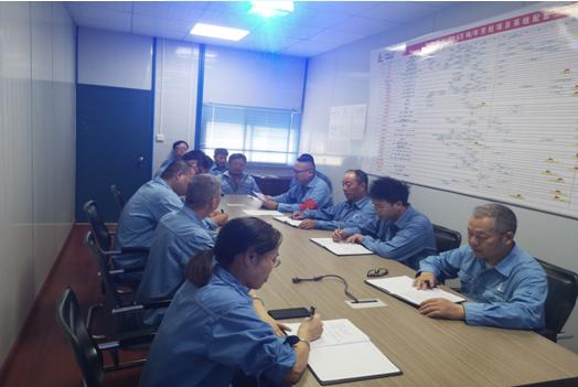 堅守初心 逆行而上 ——九江石化項目監理部多舉措為安全生產保駕護航