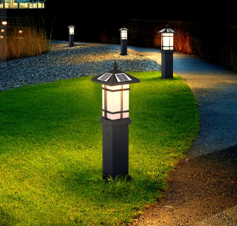 太陽能草坪燈 / QH-TCPD03