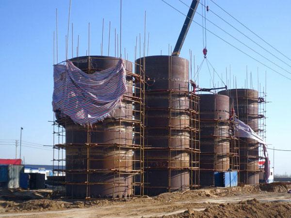 河南金江煉化焦爐煤氣制氫氣項目