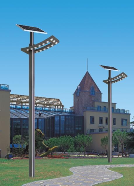 太陽能庭院燈 / QH-TYN21