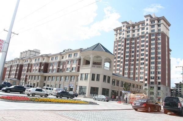 黑龍江省優質結構工程——唯美主邑逸趣苑2#、4#、16#、19#樓