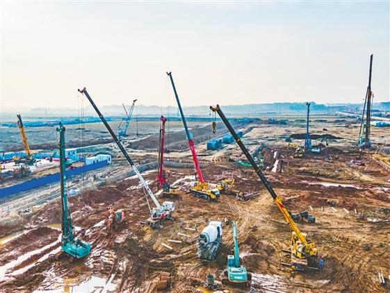 中国石化海南炼油化工有限edf壴定发官网手机版100万吨/年乙烯及炼油改扩建工程