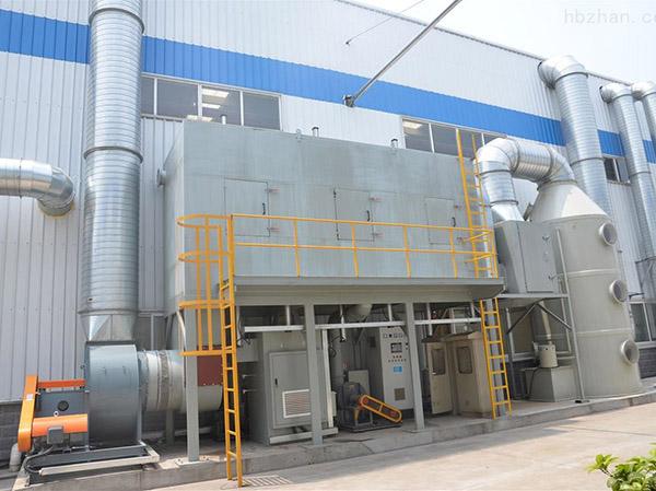 硫化氫廢氣凈化設備