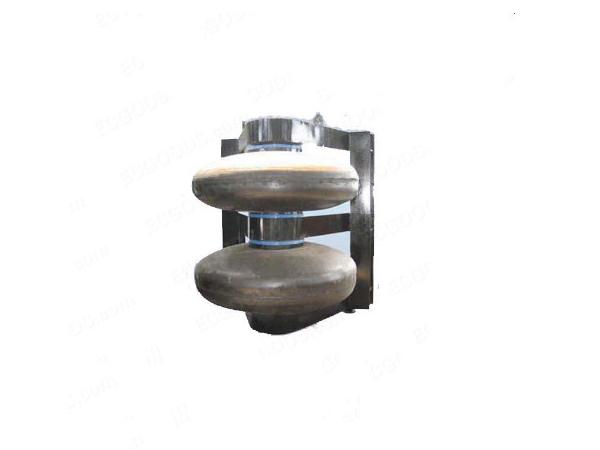 轉動型橡膠護舷