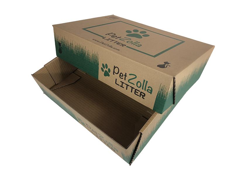 意大利草皮涂蠟紙箱