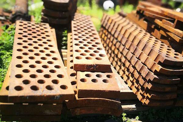 锤式破碎机筛板