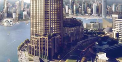 香港新世界H2大廈