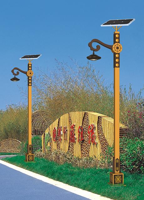 太陽能庭院燈 / QH-TYN18