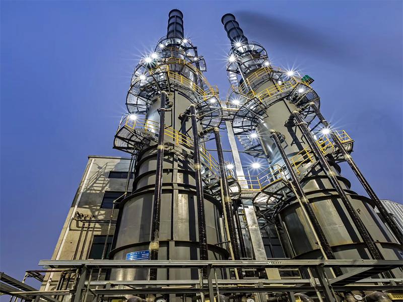 嘉興逸鵬化纖有限公司煙氣脫硫脫硝工程EPC總承包工程