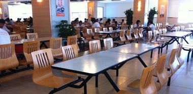 教你了解学生食堂餐桌椅