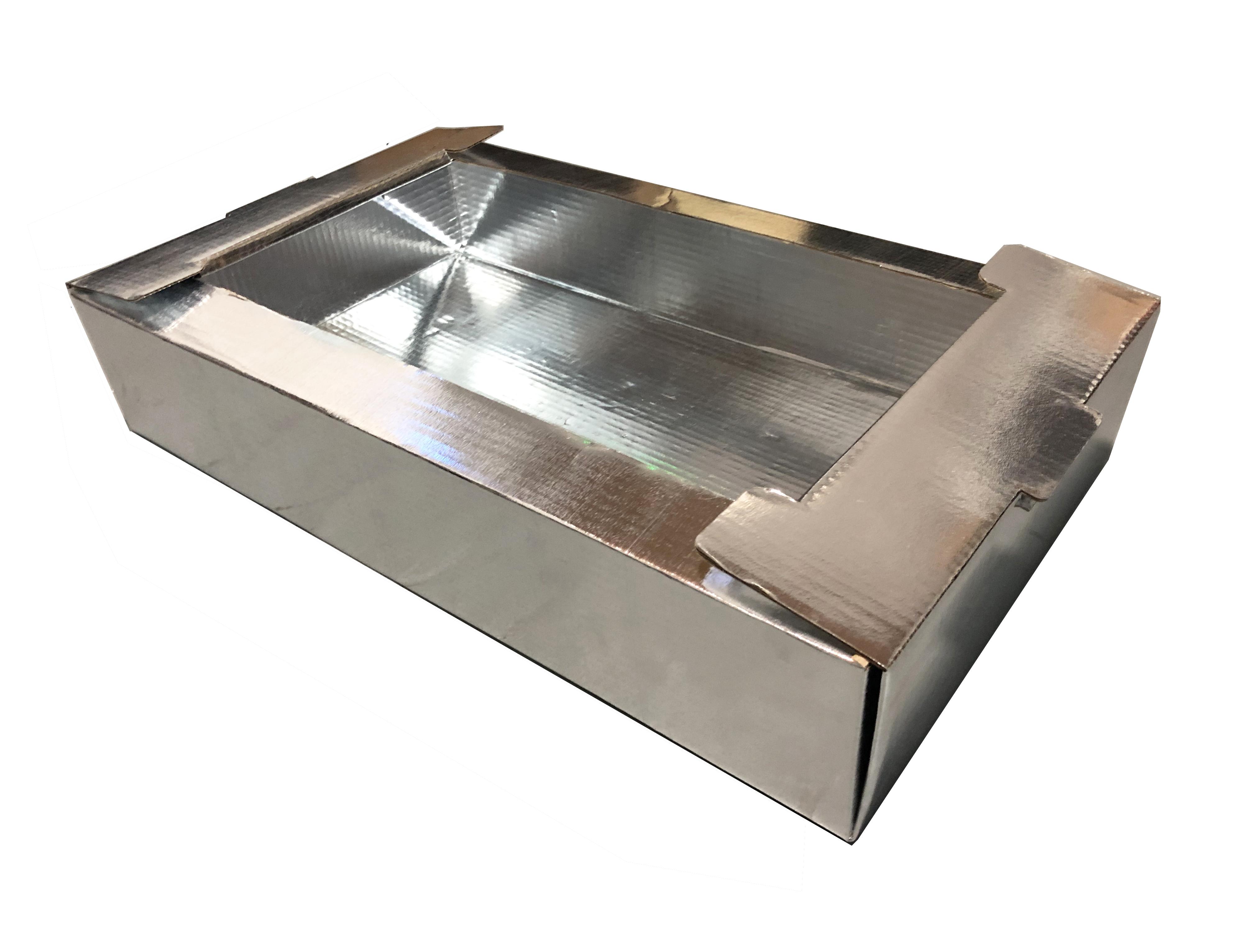 冰鮮保溫紙箱(內含視頻)