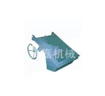 YCZ型電液動料流插板調節閘門