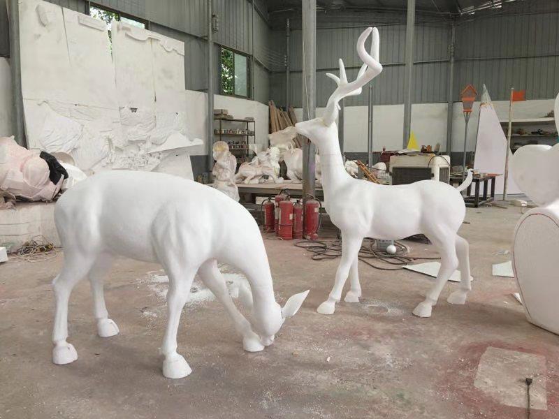 玻璃鋼景觀雕塑