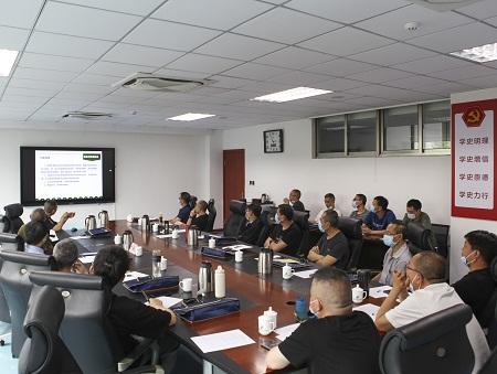 第一期行业优秀技能人才进修班在郑州开班
