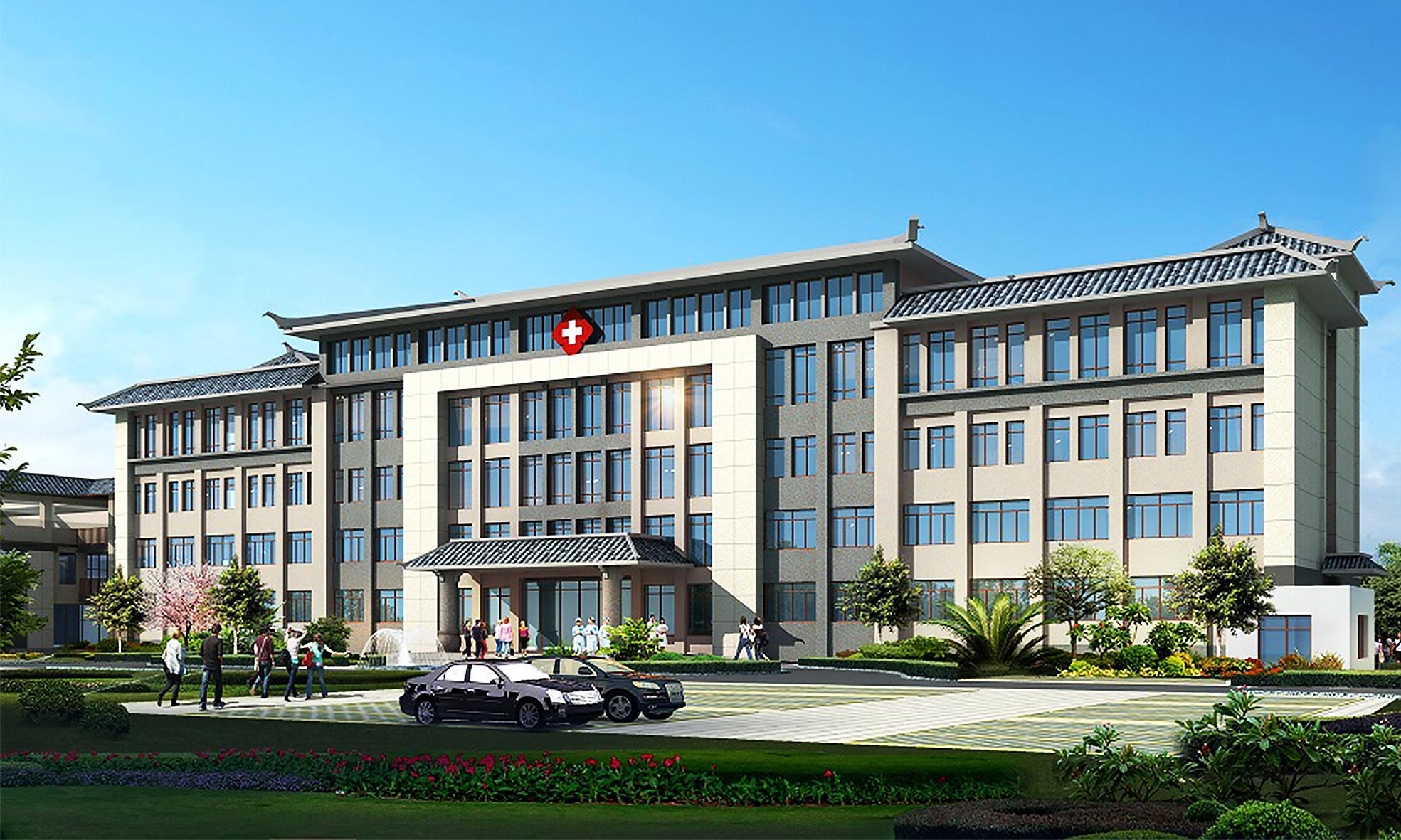 云南省紅河州石屏縣寶秀鎮中心衛生院項目