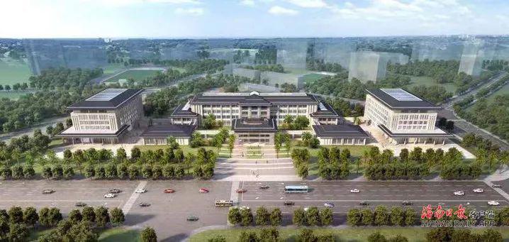 海南省图书馆二期项目
