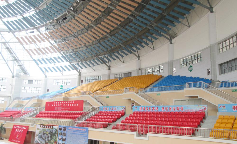 安徽宿松体育馆