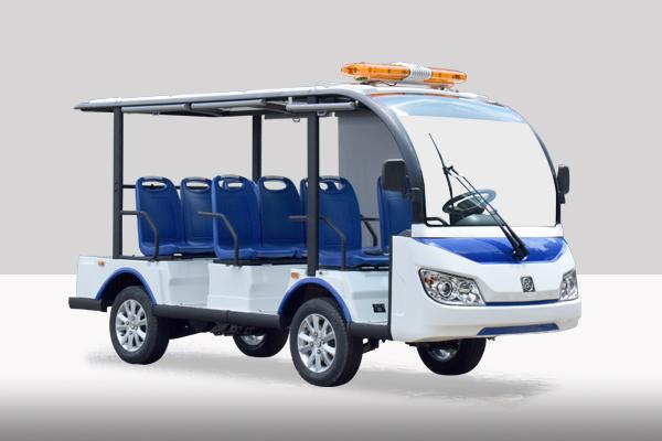 八座电动观光巡逻车(G1S8)
