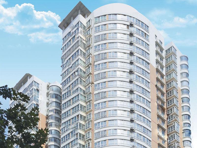河南省團校1#高層住宅樓