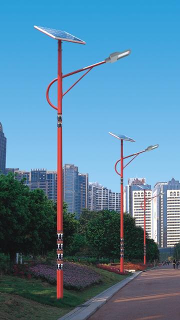 太陽能路燈 /QH-TYN07