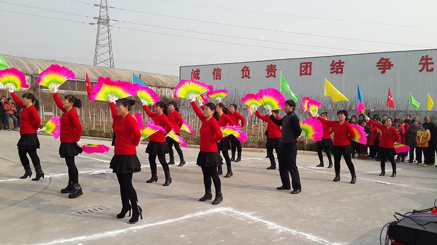 西安同辉冬季职工趣味运动会圆满举行