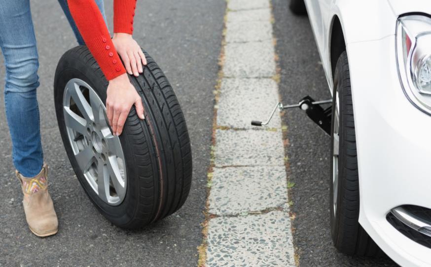 輪胎的正確使用和維護