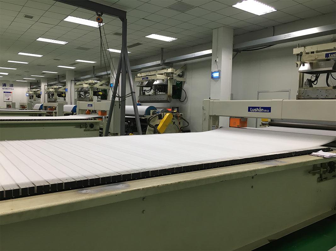 PP 厚板擠出生產線訂單簽訂