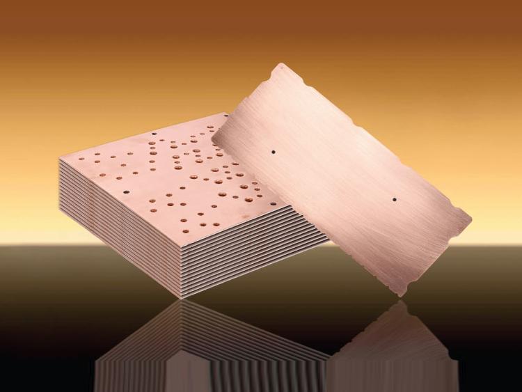 銅鋁通訊基板