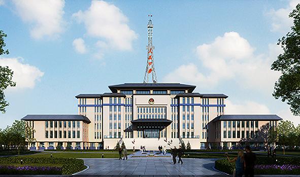 新疆玛纳斯县公安局110指挥中心项目