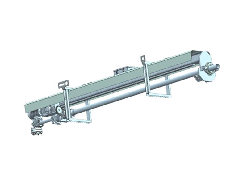 SYC-B5D型半伸缩式吹灰器
