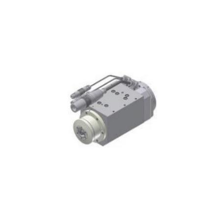 五軸加工中心電主軸 銑削鉆孔 機床主軸RF-HSK-E50 170
