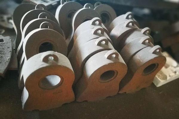 废钢破碎各种机型主锤头