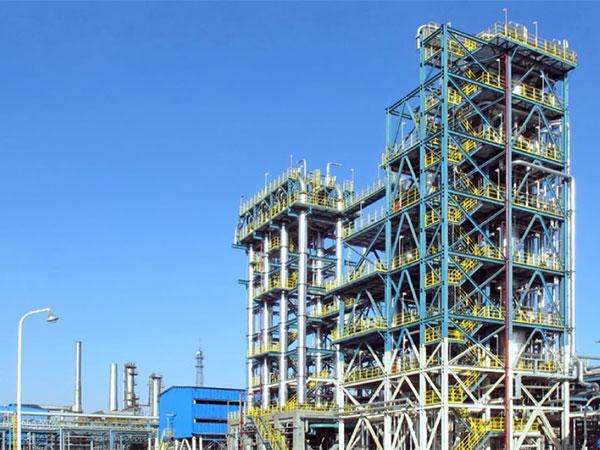 中石化洛阳分公司14万吨/年聚丙烯装置