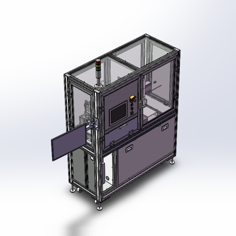 晶粒銀膠檢查機