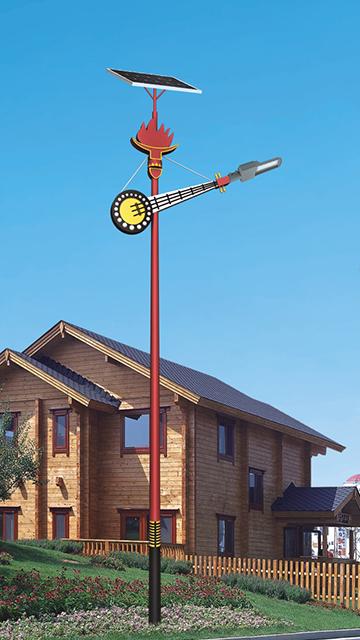 太陽能路燈 /QH-TYN08