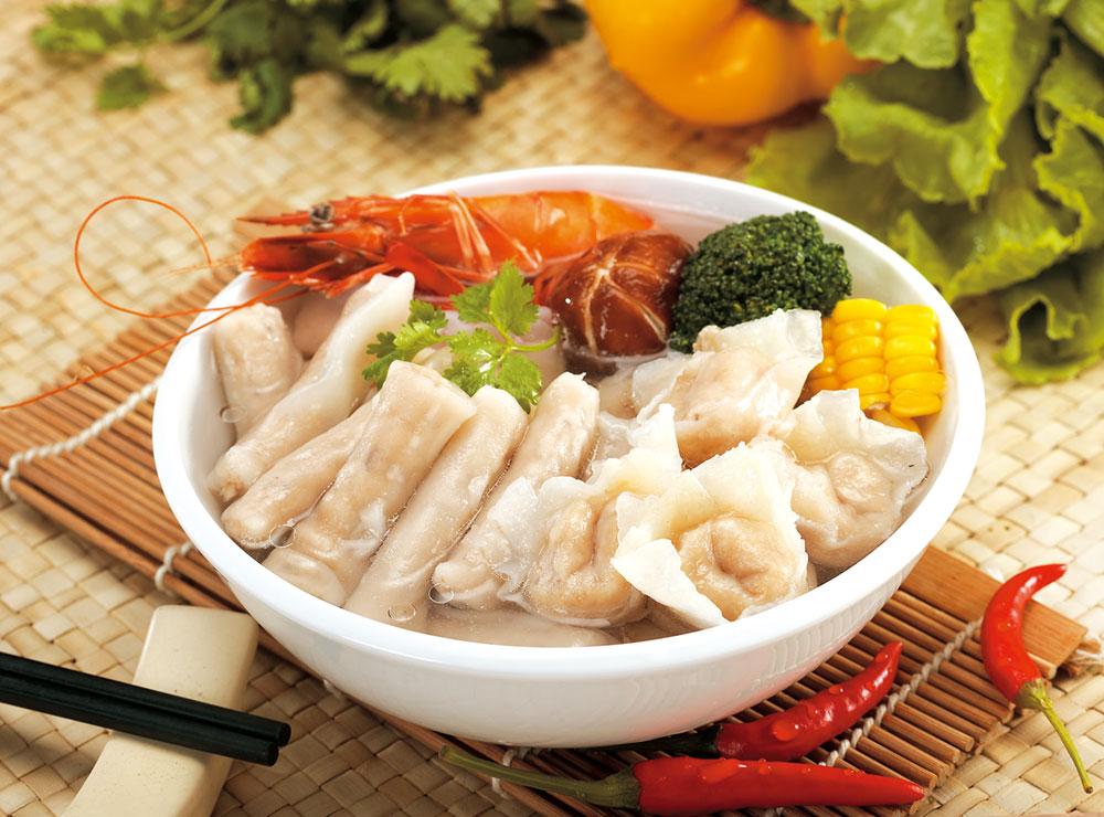 精品火鍋餃
