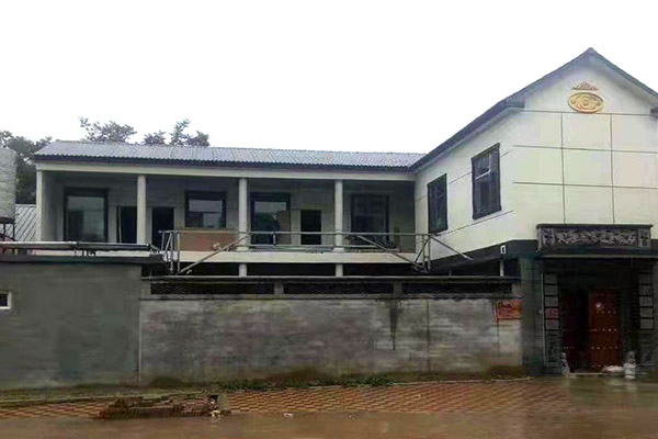 房屋接層改造