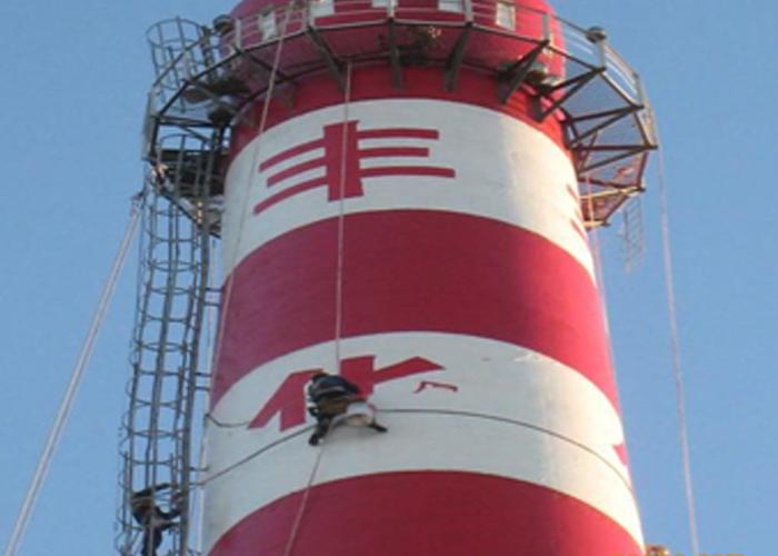 煙囪水塔鐵塔防腐