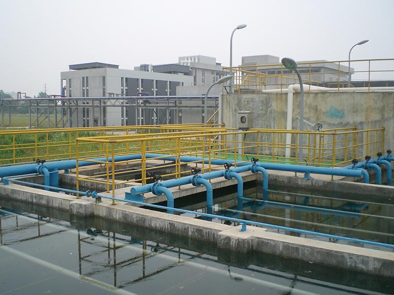 武漢中有藥業有限公司廢水處理工程