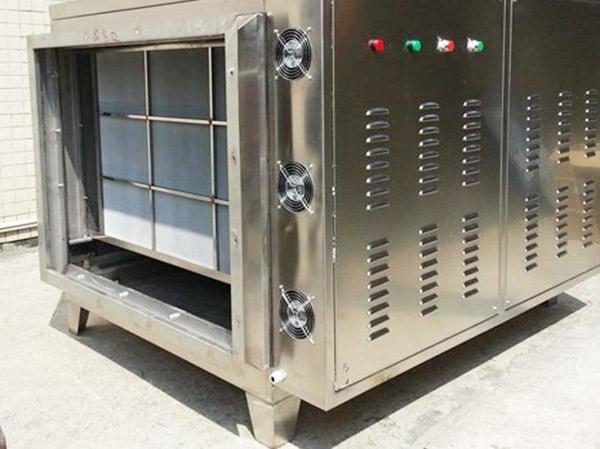 垃圾站臭氣處理裝置
