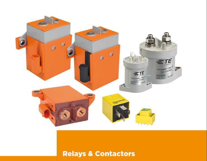 Relays & Contactors