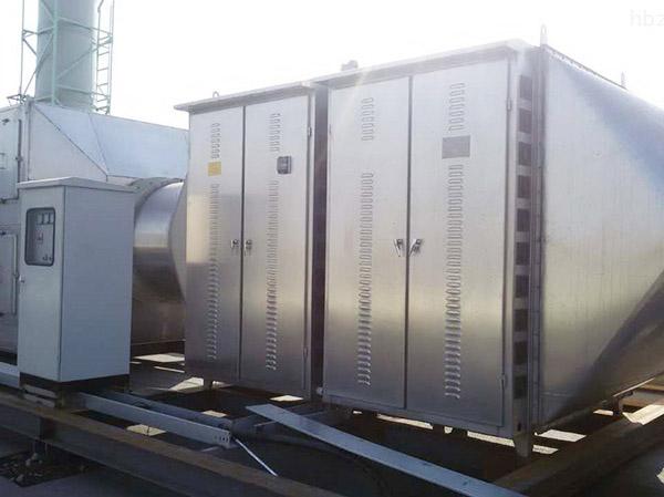 磷化氫廢氣除臭設備