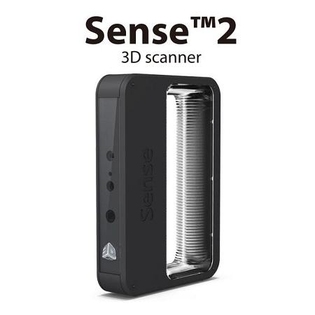 Sense 二代手持3D扫描仪