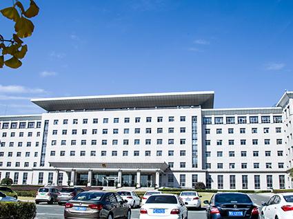 隨州市政府辦公大樓