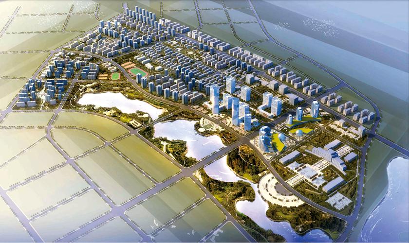 武宣新區總體規劃