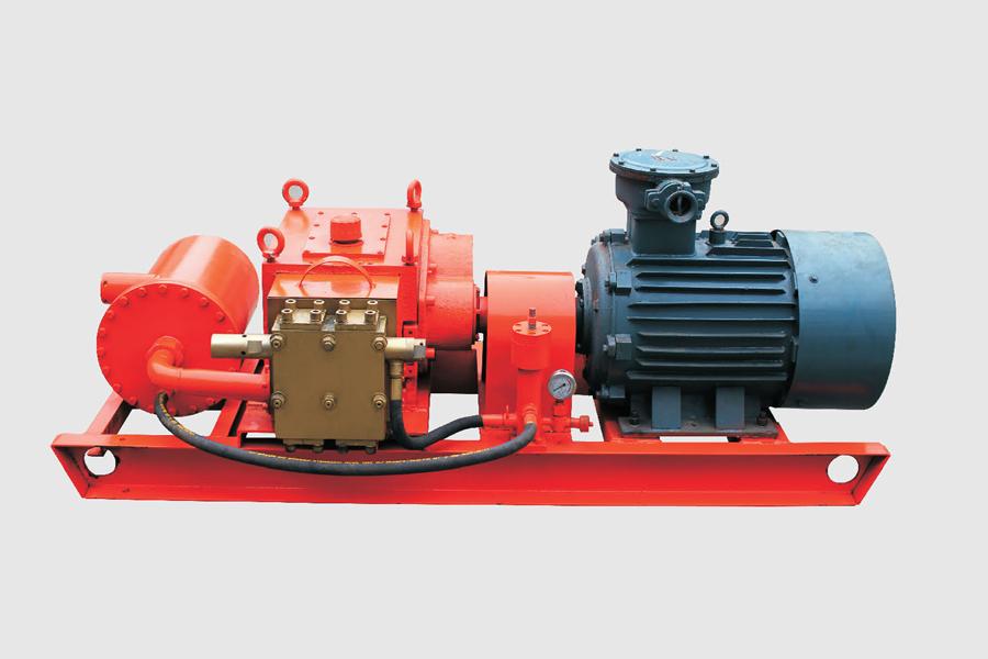 MKZ-125(II)型脈沖式煤層注水系統