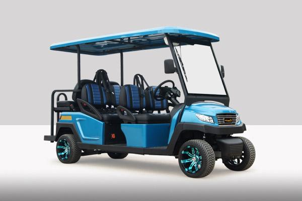 6座高爾夫球車(M1S4+2)