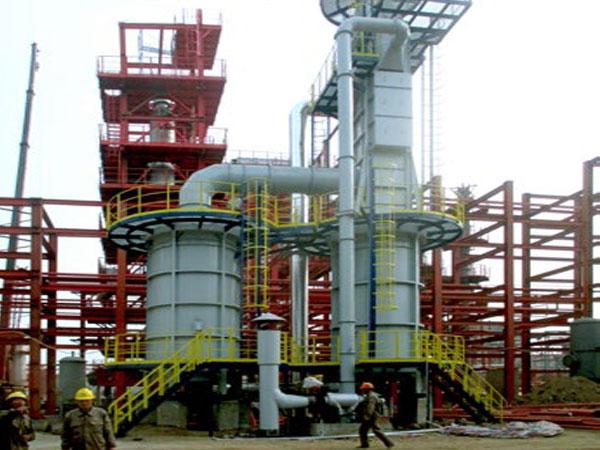 鶴壁華石聯合能源科技有限公司15.8 萬噸/年焦油綜合利用工業示范項目